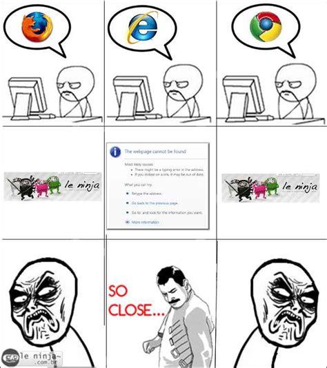 Ie Meme - guerra browser memes
