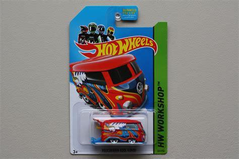 Hotwheels Vw Volkswagen Kool Kombi 2014 Hijau wheels 2014 hw workshop volkswagen kool kombi