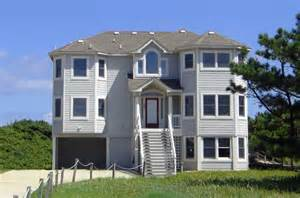 Carolina oceanfront vacation rentals outer banks beachfront homes