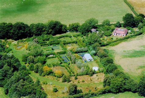Garden Of Viewpoint Merryweather S Herbs East Sussex