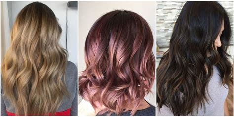 new hair color styles 15 hair color ideas and styles for 2018 best hair colors