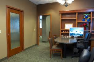 Small Desk With Single Drawer Orthodontic Office Design Medical Layout
