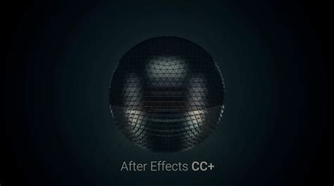 3d after effects templates sphere logo reveal 3d object after effects templates