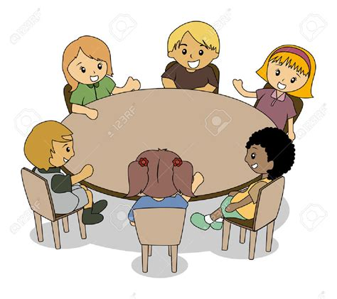 talk of the table table talk clipart