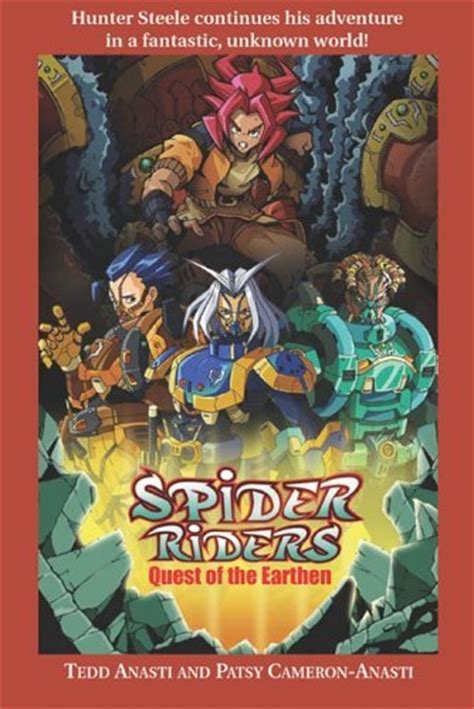 Shadow Rider Shadow Riders Novel A quest of the earthen spider rider center fandom