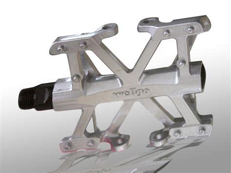 Flat Pedal Sepeda Bearing Wellgo Ludwig Murah pedal sepeda viva vivacycle