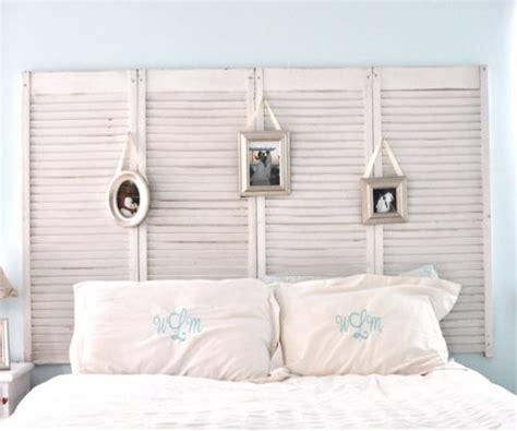 unique deco chambre adulte avec volet vantaux decoration