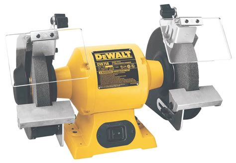 6in bench grinder dewalt dw756 6 inch bench grinder power bench grinders
