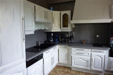 relooker une cuisine rustique en ch麩e cuisine rustique relook 233 e cuisines rustiques relooker