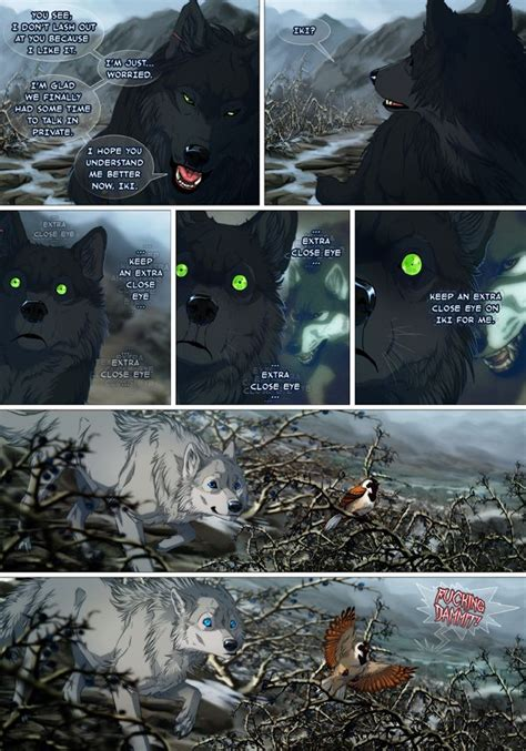 OFF-WHITE comic | page 224 WARNING MAJOR SWEARING ... Awesome Pictures Of Werewolves