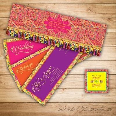 Cheap Hindu Wedding Invitations by Best 25 Indian Wedding Cards Ideas On Indian