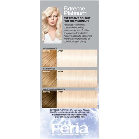 hair color too dark here are your options hairstyle blog all pc loreal blonde hair dye color chart hairsstyles co