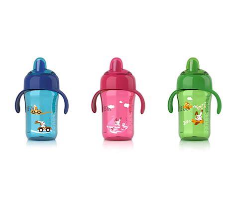 Gelas Philips Avent Sip No Drip Spout Toddler Cup 18m 340ml 61 spout cup scf754 22 avent
