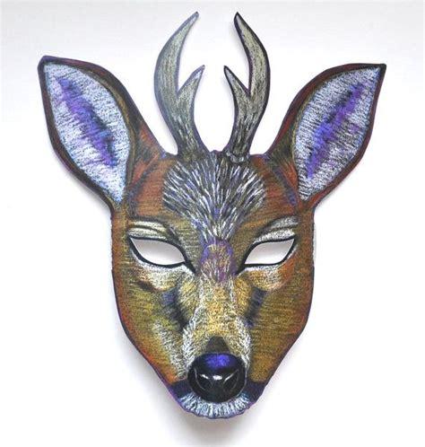 printable deer mask deer mask with antlers