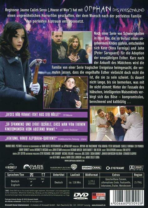 film orphan das waisenkind orphan das waisenkind dvd oder blu ray leihen