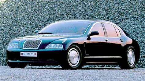 bugatti eb218 bugatti eb218 concept 1999