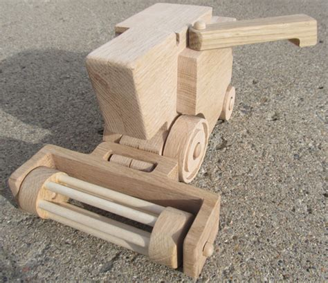 wooden toy tractor plans  woodworking