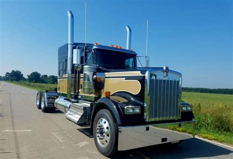kenworth w900l trucks for sale kenworth w900l conventional trucks for sale used trucks on