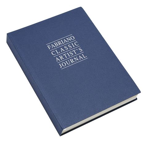 fabriano sketchbook fabriano classic blue large artist s journal 6 25 x 8 25