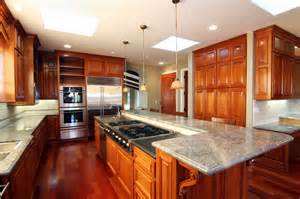 Galley Kitchen With Island Layout - 84 custom luxury kitchen island ideas amp designs pictures