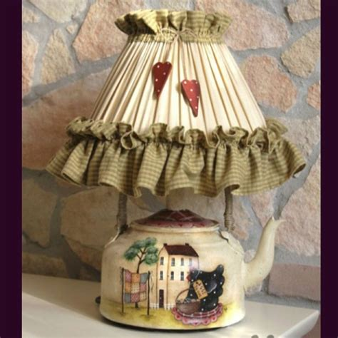 Decoupage Lshade With Fabric - 116 best images about decoupage new ideas on