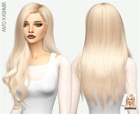 simplicity hair cc sims 4 missparaply anto kashmir hair retexture mesh not