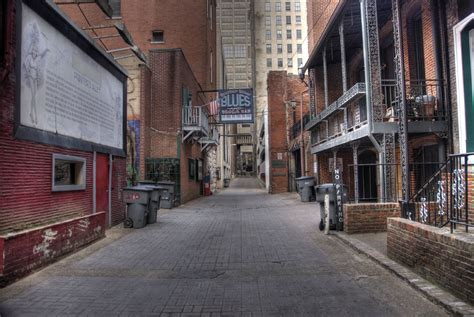 In Printers Alley flickr photo