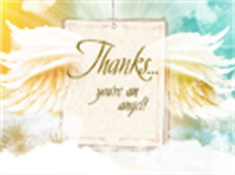 printable angel thank you cards free christian ecards religious ecards at blue mountain