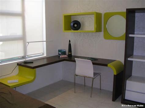 bureau malm ikea bureau malm with contemporain chambre d 233 coration de