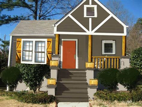 exterior paint colors mix and match exterior paint color combinations tips