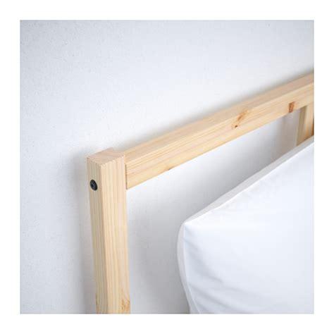 ikea bed frame fjellse fjellse bed frame pine leirsund standard ikea
