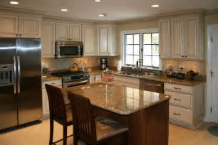 Painted Kitchen Cabinet Pictures Louis Kitchen Cabinets Kitchen Remodeling Painted And Glazed Kitchen