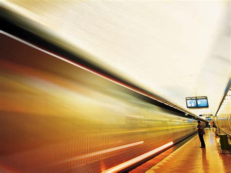 powerpoint templates free transportation subway station backgrounds presnetation ppt backgrounds