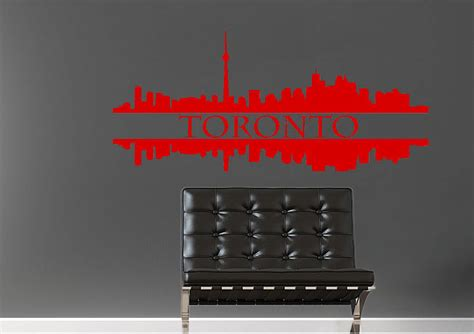 wall stickers toronto toronto reflections architecture wall stickers adhesive
