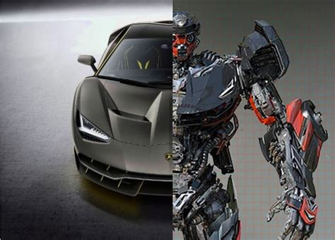 lamborghini transformer the last autobot rod to evolve into a lamborghini centenario