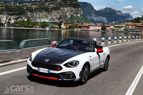 fiat s abarth 124 spider will cost you from 163 29 565 cars uk