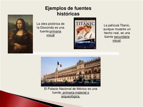 imagenes visuales ejemplos como clasificar una fuente historica