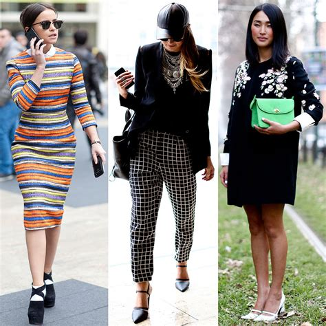 Fall Winter Fashion Trends 3 The View Style by Style Trends At Fashion Week Fall 2013 Popsugar