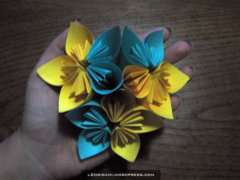 Challenging Origami - origami fall challenge 24 by darkumah on deviantart