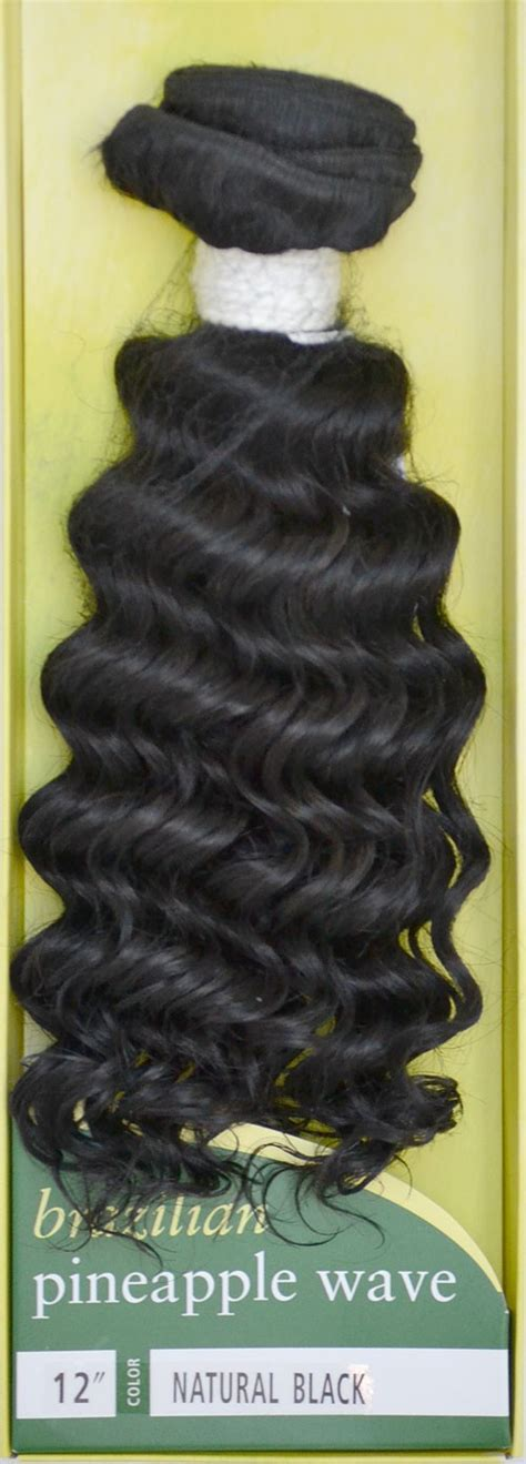 pineapple wave hair outre simply 100 non processed human hair weave pineapple