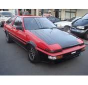 TOYOTA SPRINTER TRUENO GT APEX AE86 FOR SALE JAPAN  CAR