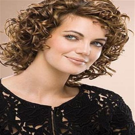 spiral perms for short hair on older women 4 modern perms for short hair trendy short hair perm