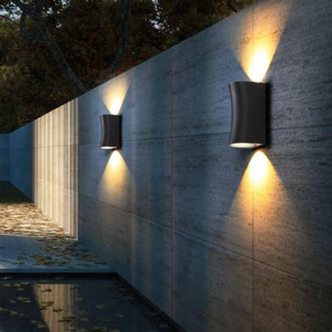 light wall scone light led outdoor modern design