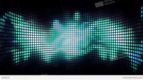 dancing lights to music dancing light grid background stock animation 3102573