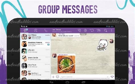 viber app for android viber apk free free call message android babbles