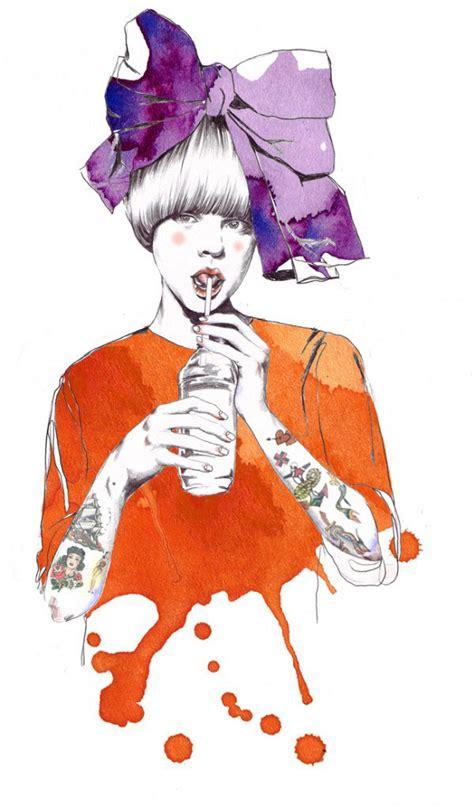 fashion illustration inspiration 10 beautiful inspiring fashion illustrations web