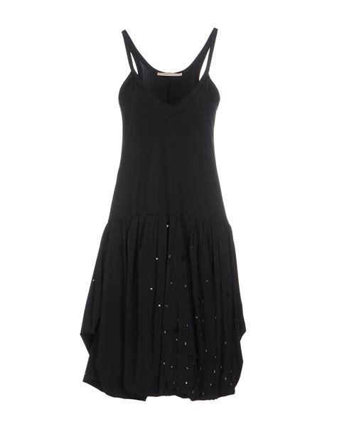 Francois Gisfeld Dress In Black by Lyst Marith 233 Et Fran 231 Ois Girbaud Knee Length Dress In Black