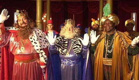 fotos reyes magos reales la cabalgata de los reyes magos