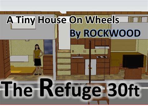 tiny house 3 bedrooms 3 fullsize bedroom tiny house the refuge 30 ft tiny