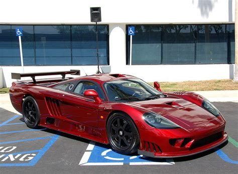 who makes saleen cars 2006 saleen s7 turbo competition car review top speed